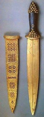 sumerian dagger unearthed in present day iraq from 2600 b c e url