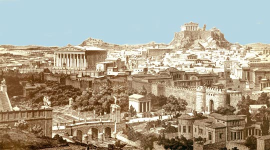 an introduction to the rise and fall of the greek civilization Actually the greek civilization did not fall that easy as i read the answers bellow while romans tried to invade greece, they where defeated by king pirrhus and the greeks counter invaded rome, won a lot of battles in roman lands but eventually they couldn't capture rome because of war fatigue and loses.