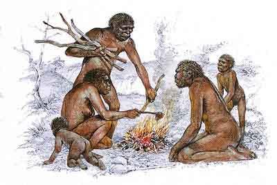 Essay on early man